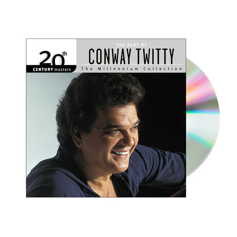 Conway Twitty - 20th Century Masters: Best Of Volume 1 (CD)