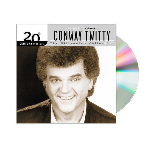 Conway Twitty - 20th Century Masters: Best Of Volume 2 (CD)