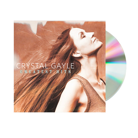 Crystal Gayle - Greatest Hits (CD)
