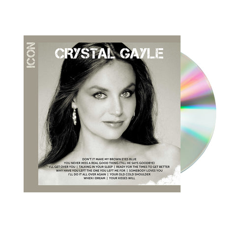 Crystal Gayle - ICON (CD)