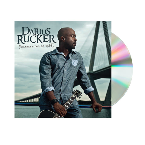 Darius Rucker Charleston, SC 1966 CD