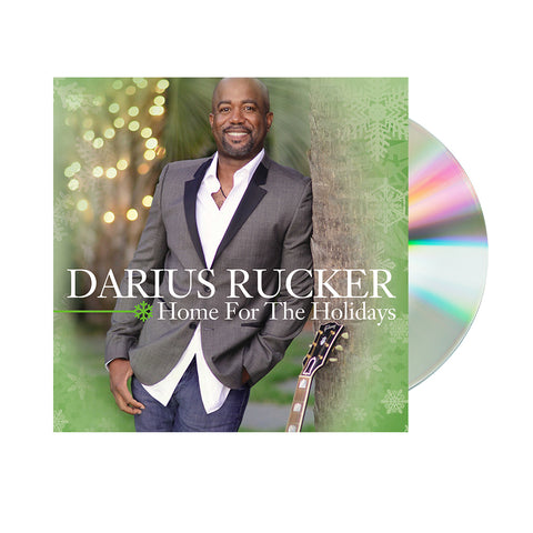 Darius Rucker - Home For The Holidays (CD)