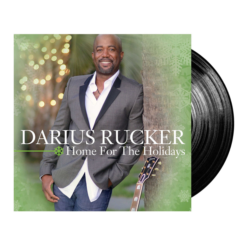 Darius Rucker- Home For The Holidays (Vinyl)