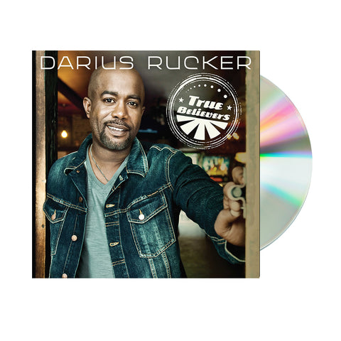 Darius Rucker - True Believers (CD)