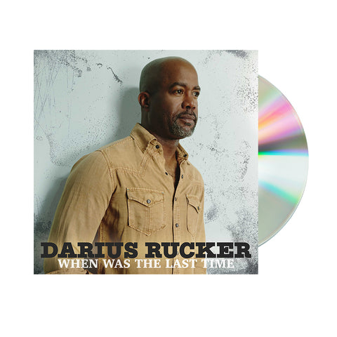 Darius Rucker - When Was The Last Time (CD)