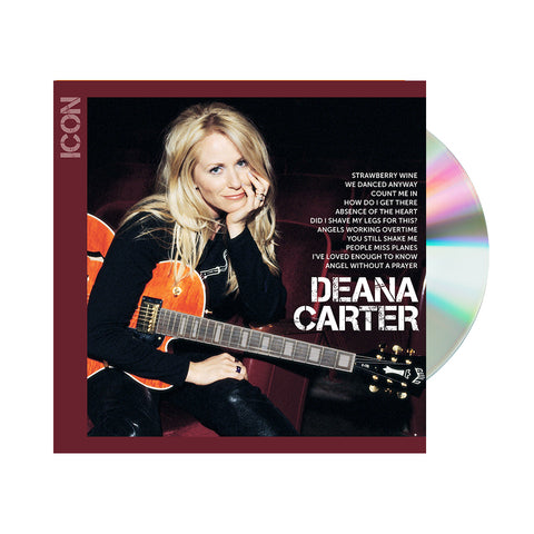 Deana Carter - ICON (CD)