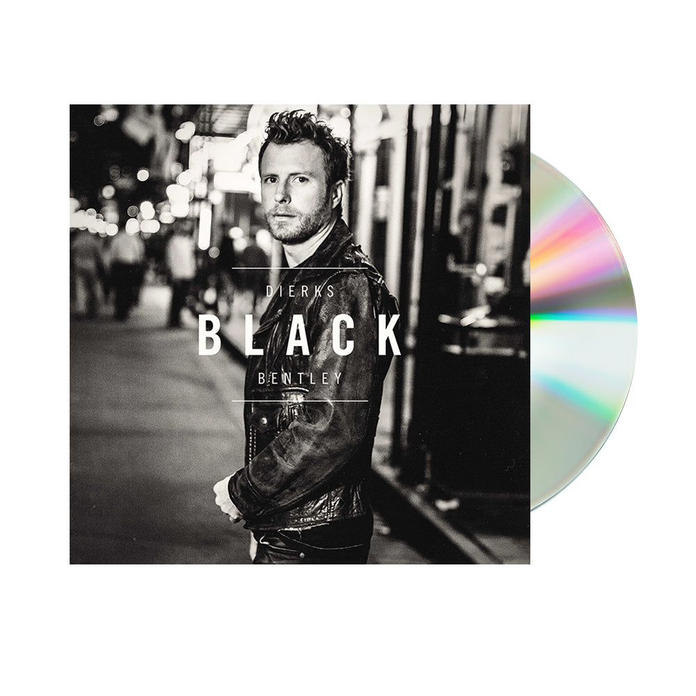 Dierks Bentley - Black (CD)