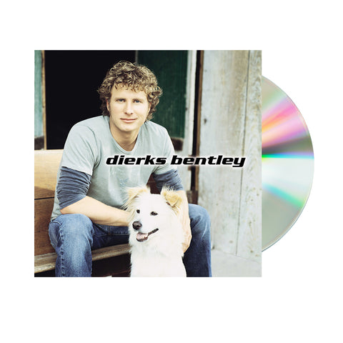 Dierks Bentley - Dierks Bentley (CD)