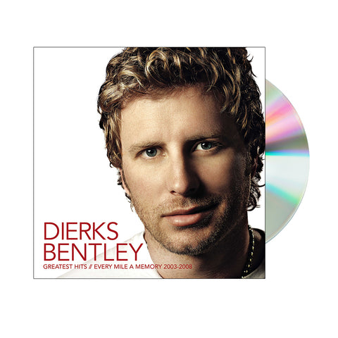 Dierks Bentley - Greatest Hits/Every Mile A Memorry (CD)