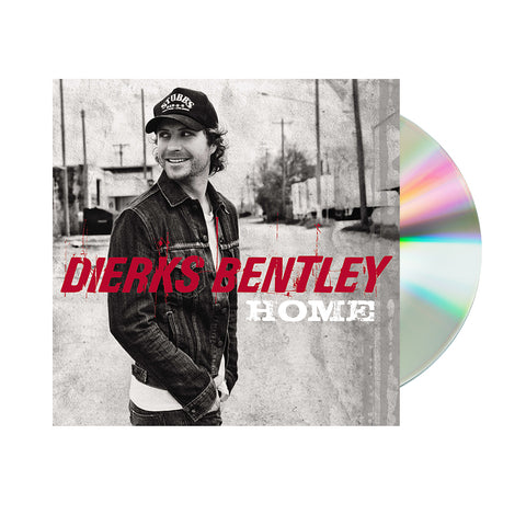 Dierks Bentley - Home (CD)