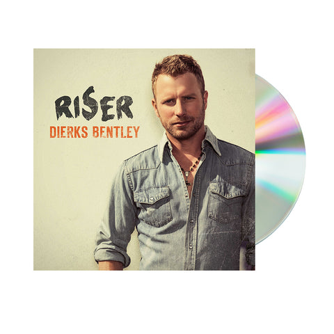 Dierks Bentley - Riser (CD)