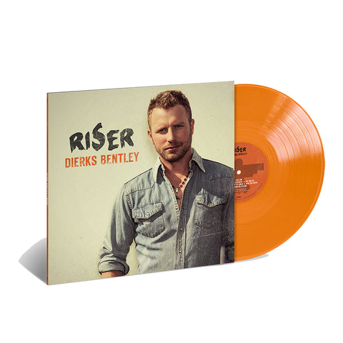 Dierks Bentley - Riser (Vinyl-Orange)