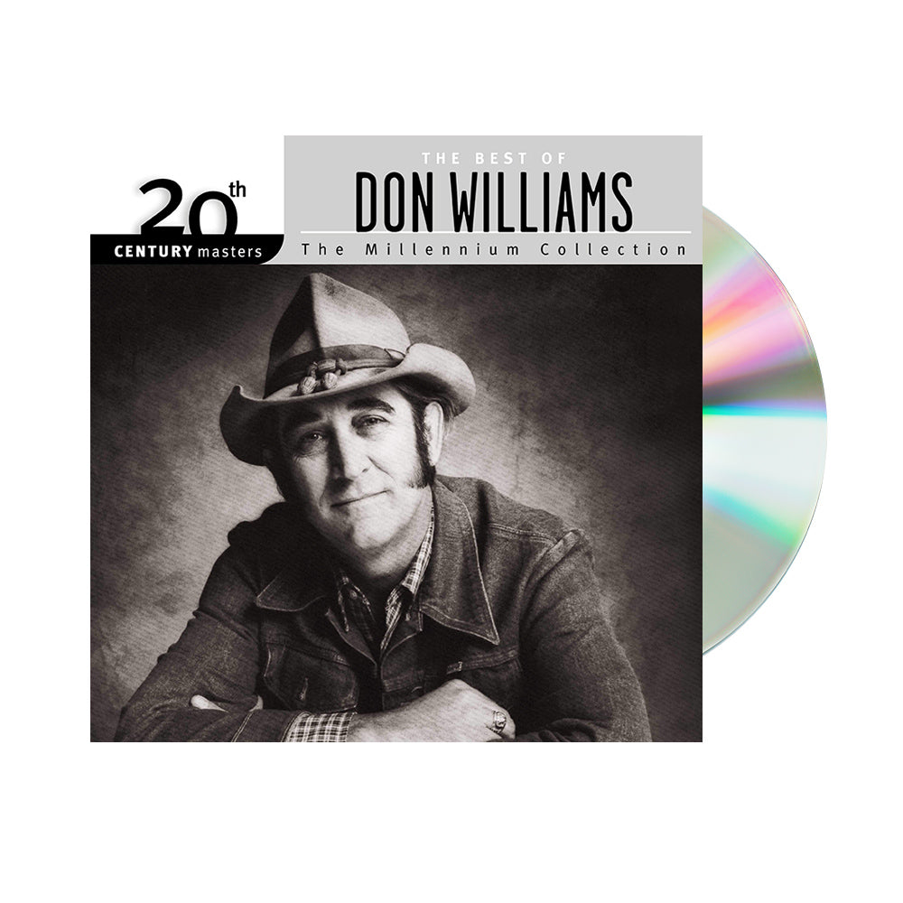 Don Williams - 20th Century Masters: Best Of Don Williams (CD)