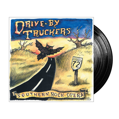 Drive-By Truckers - Southern Rock Opera (Black Vinyl)