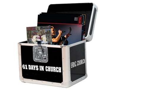 Eric Church - 61 Days in Church Box Set