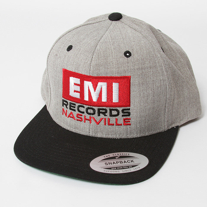 EMI Records Nashville Hat