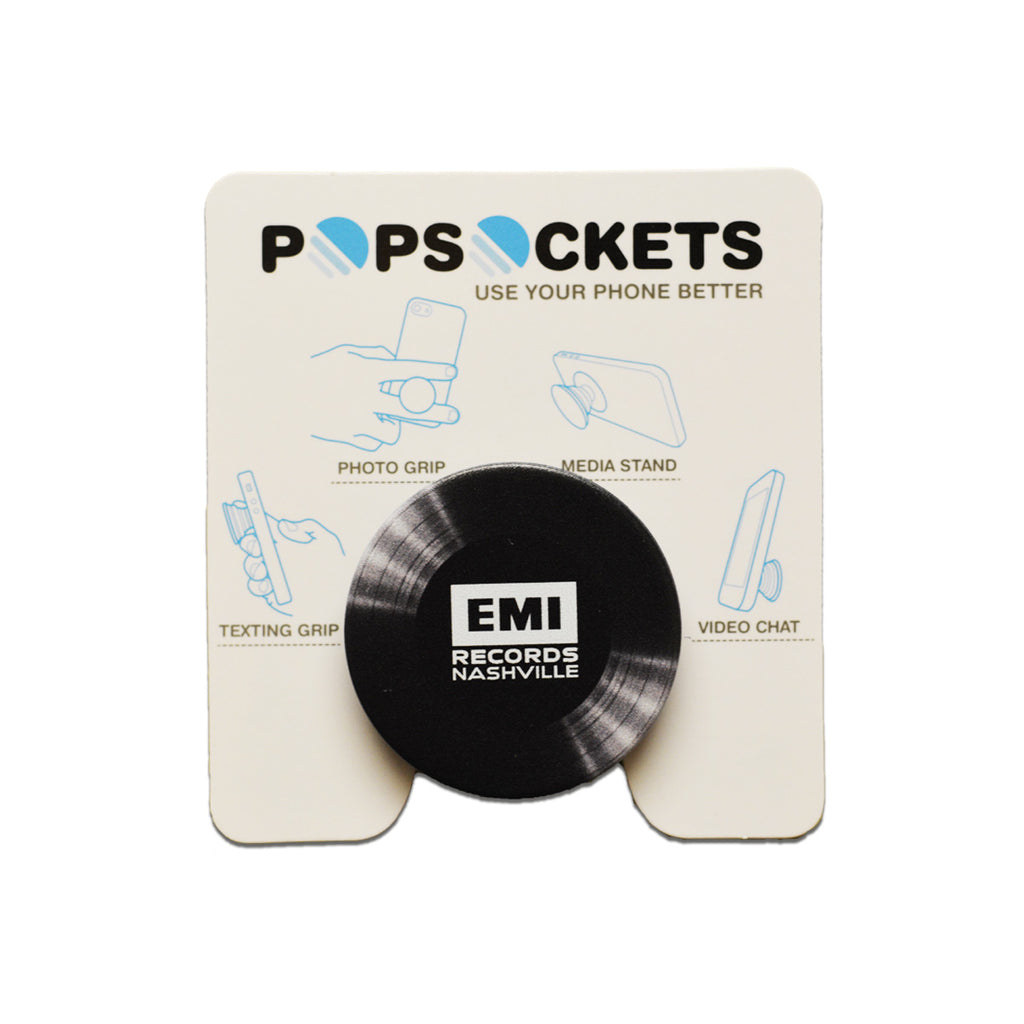 EMI Records Nashville Pop Socket