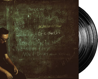 Eric Church - Mr. Misunderstood (Vinyl)
