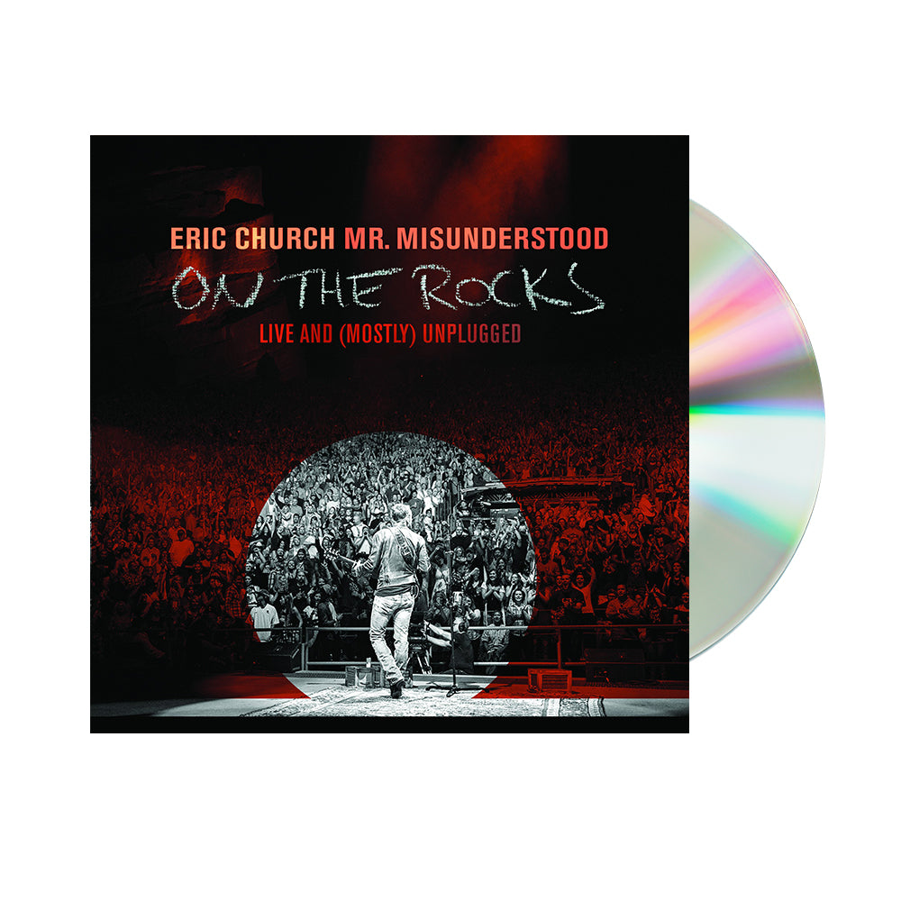 Eric Church - On the Rocks- Live And (Mostly) Unplugged (CD)