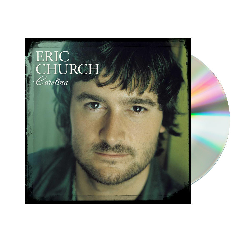Eric Church - Carolina (CD)