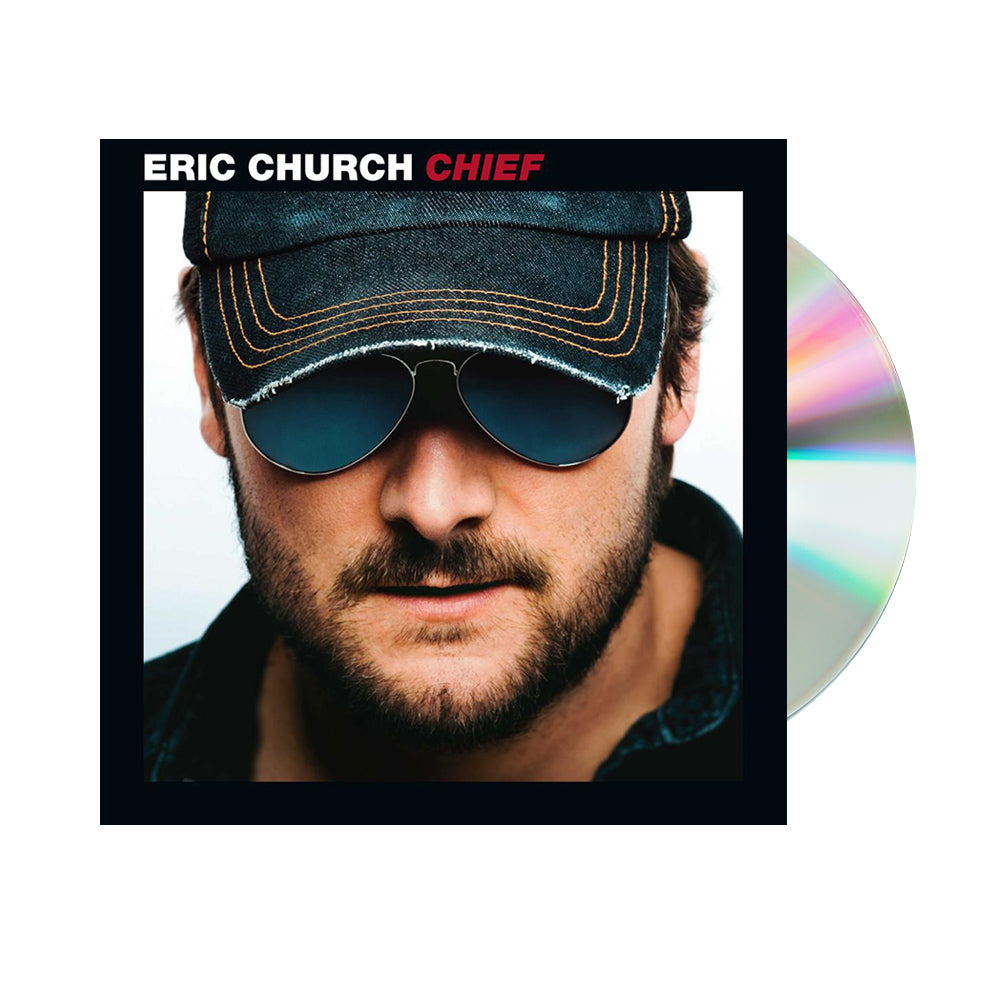 Eric Church - Chief (CD)