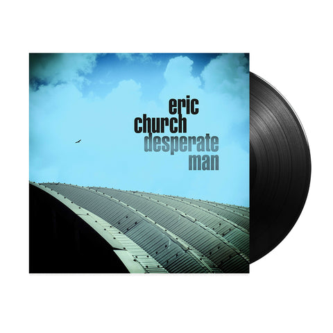 Eric Church - Desperate Man (Vinyl)