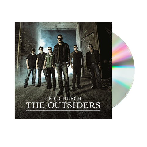Eric Church - The Outsiders (CD)
