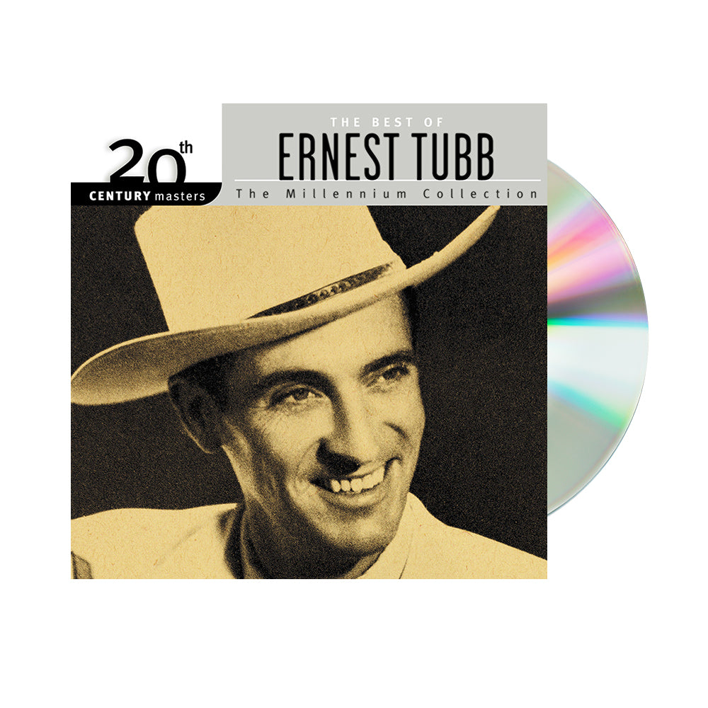 Ernest Tubb - 20th Century Masters: The Best Of (CD)