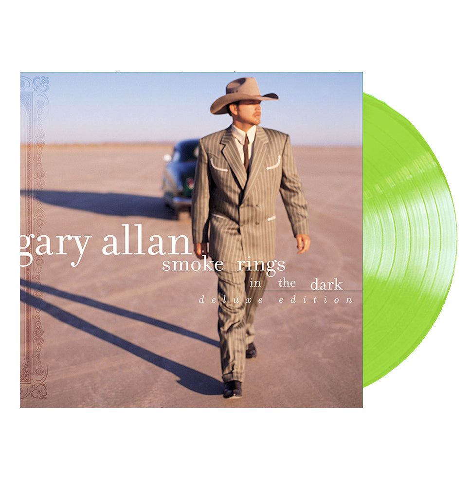Gary Allan - Smoke Rings In The Dark: Deluxe Edition (Vinyl-Neon Green)