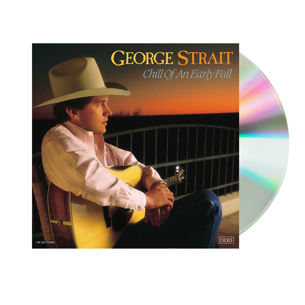 George Strait - Chill Of An Early Fall (CD)
