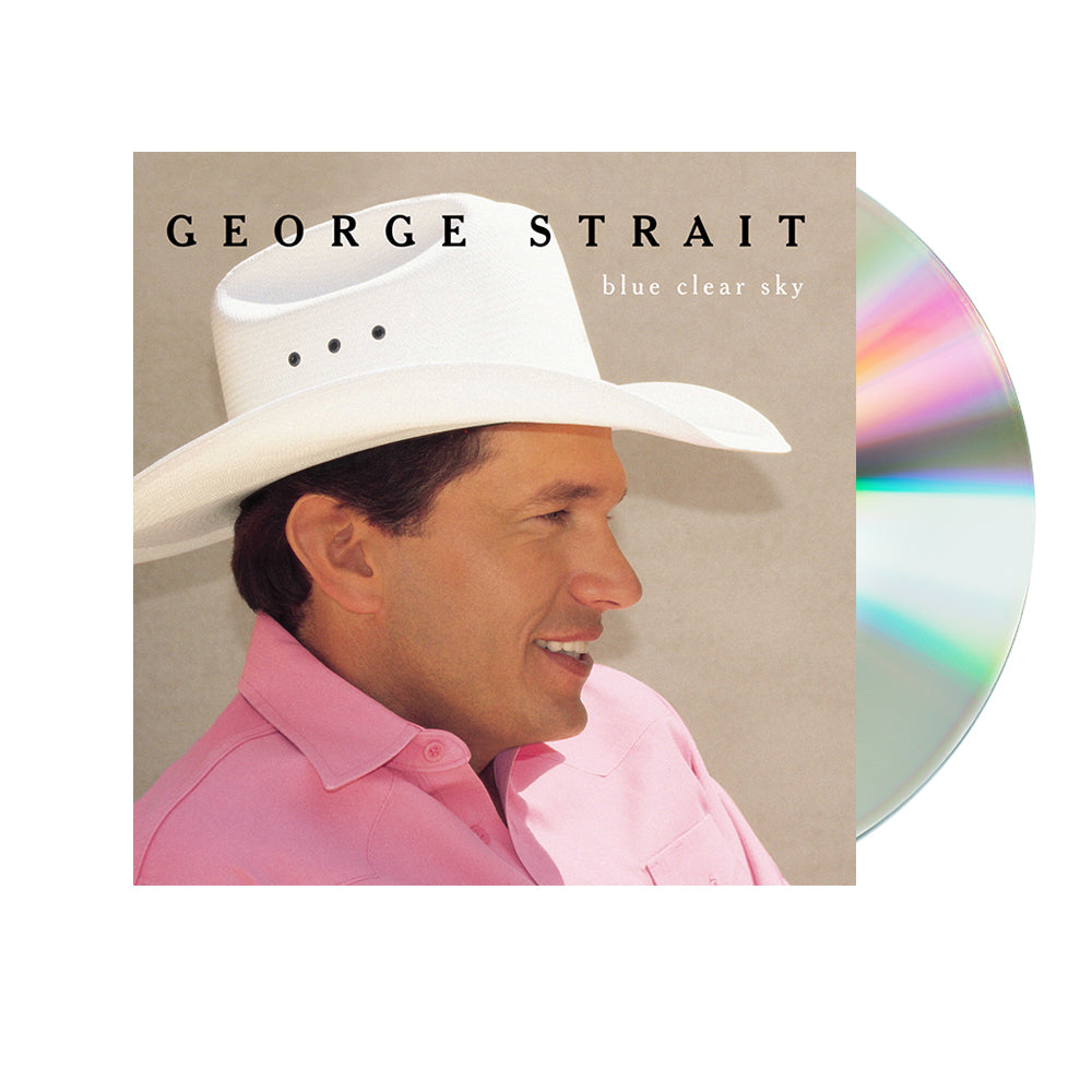 George Strait - Blue Clear Sky (CD)