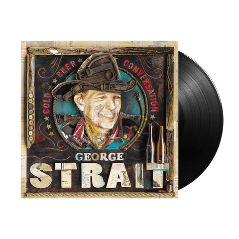 George Strait - Cold Beer Conversation (Vinyl)