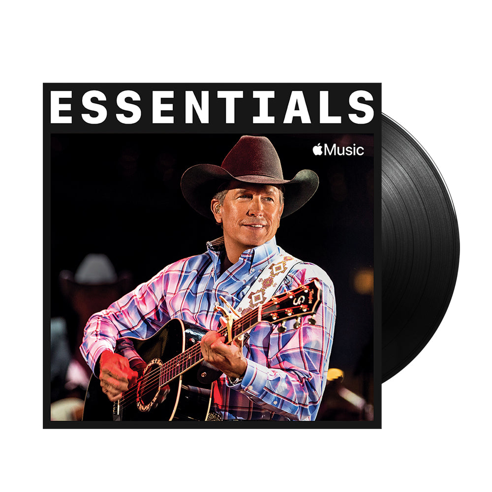 George Strait – Essentials (Vinyl)