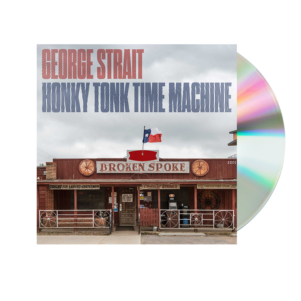 George Strait - Honky Tonk Time Machine (CD)