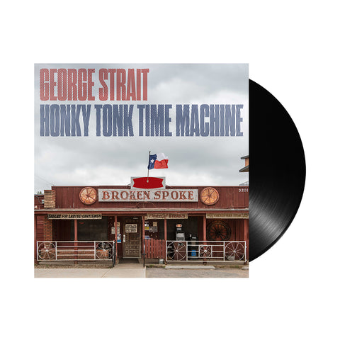 George Strait - Honky Tonk Time Machine (Vinyl)
