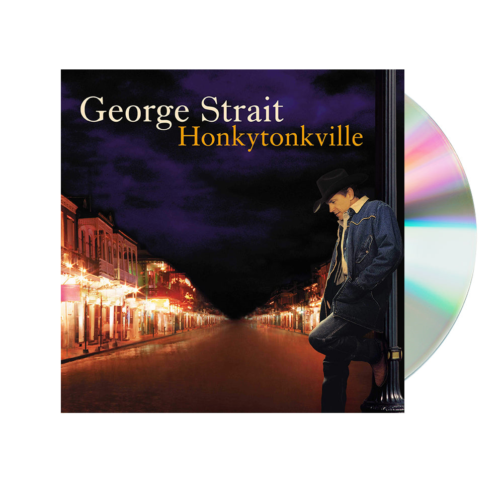 George Strait - Honkytonkville (CD)