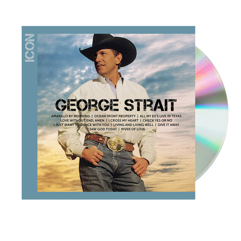 George Strait - ICON (CD)