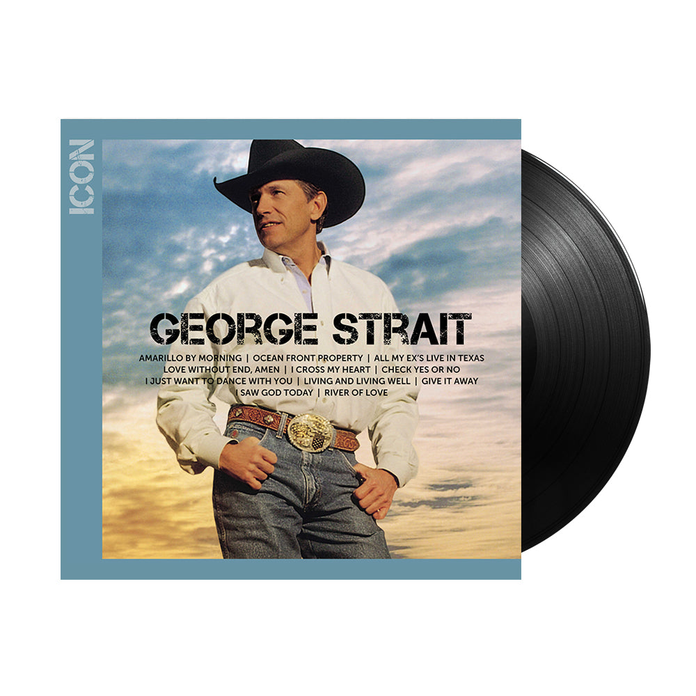 George Strait - ICON (Vinyl)