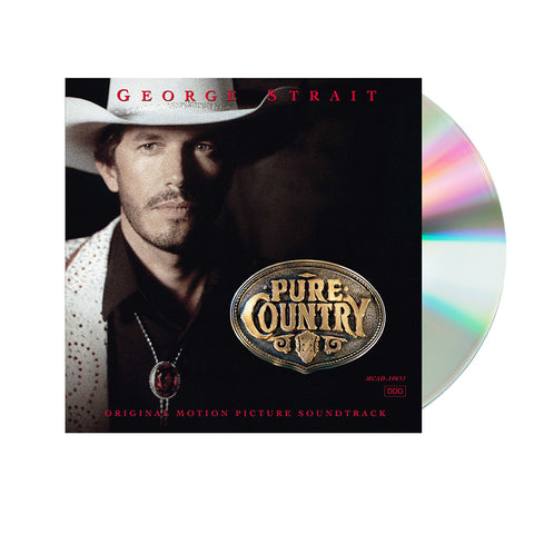 George Strait - Pure Country Soundtrack (CD)
