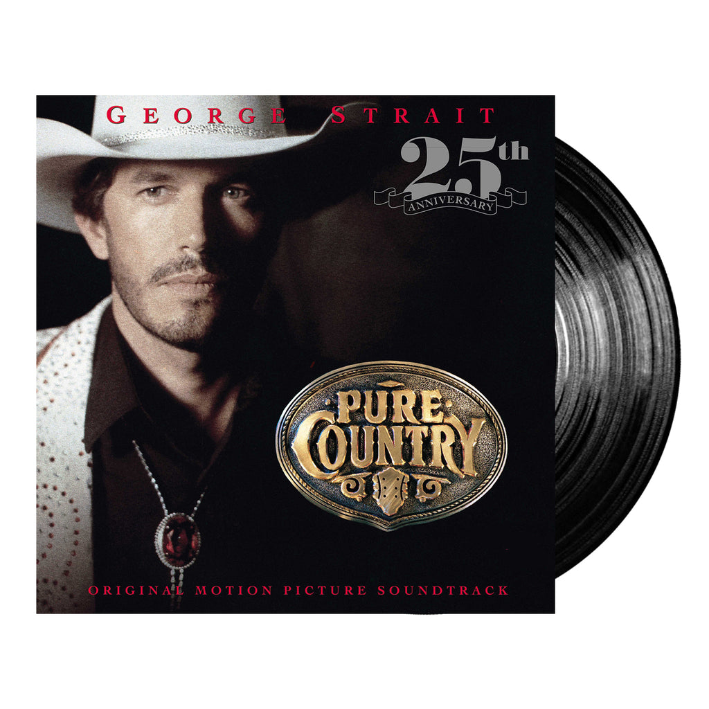 George Strait - Pure Country Soundtrack (Vinyl)