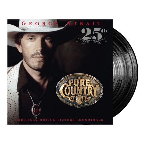 George Strait- Pure Country Soundtrack-25th Anniversary Limited Edition (Vinyl)