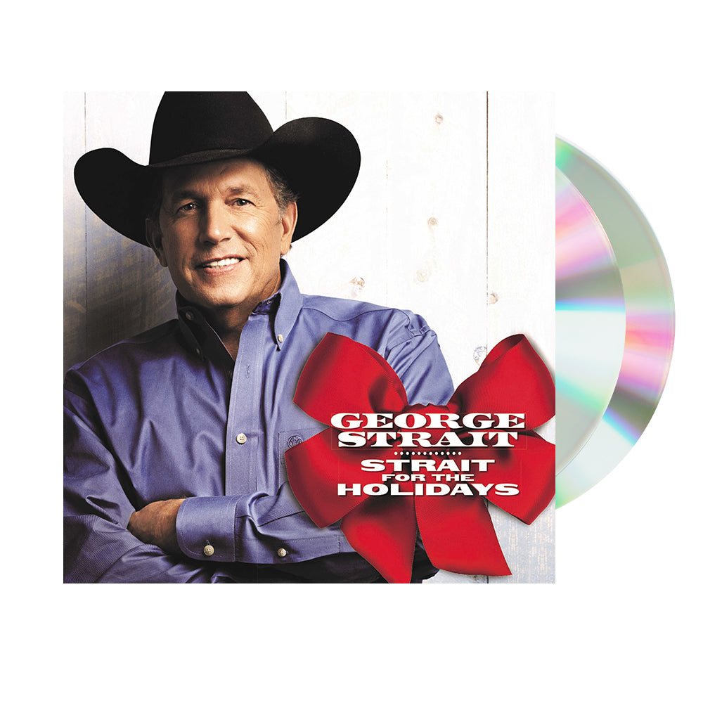 George Strait - Strait For The Holidays (2CD Set)