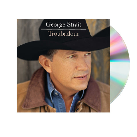 George Strait - Troubadour (CD)