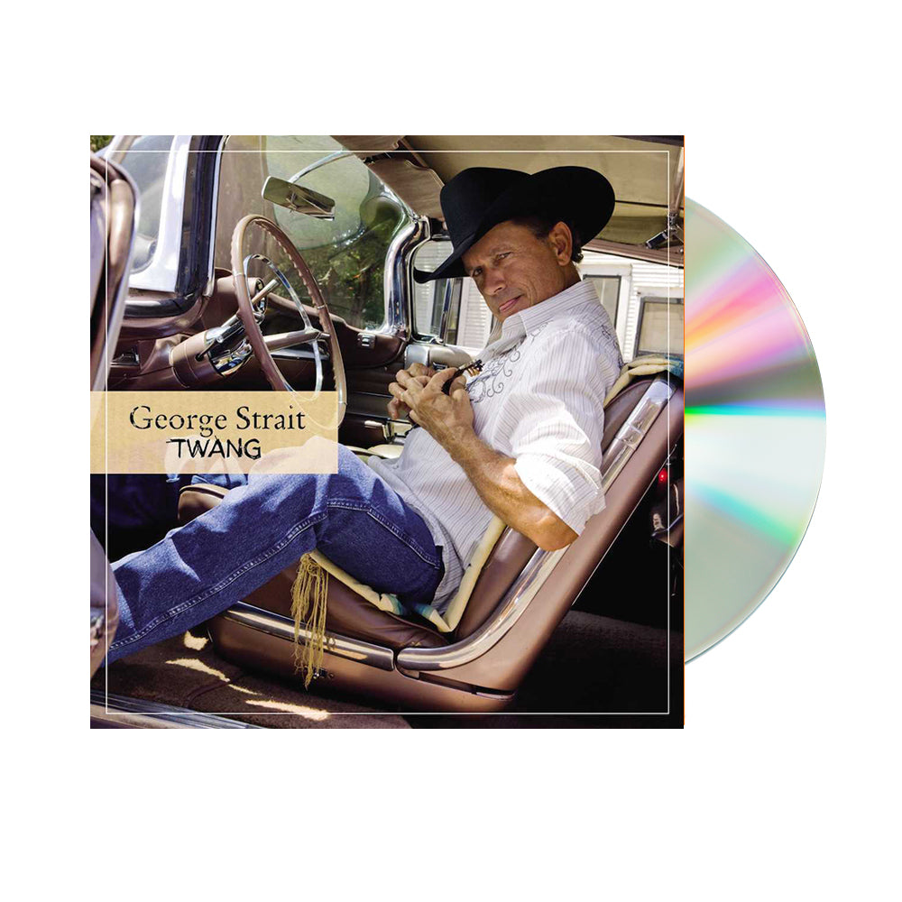 George Strait - Twang (CD)