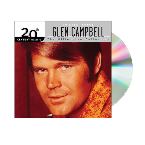 Glen Campbell - 20th Century Masters: Best Of Glen Campbell (CD)
