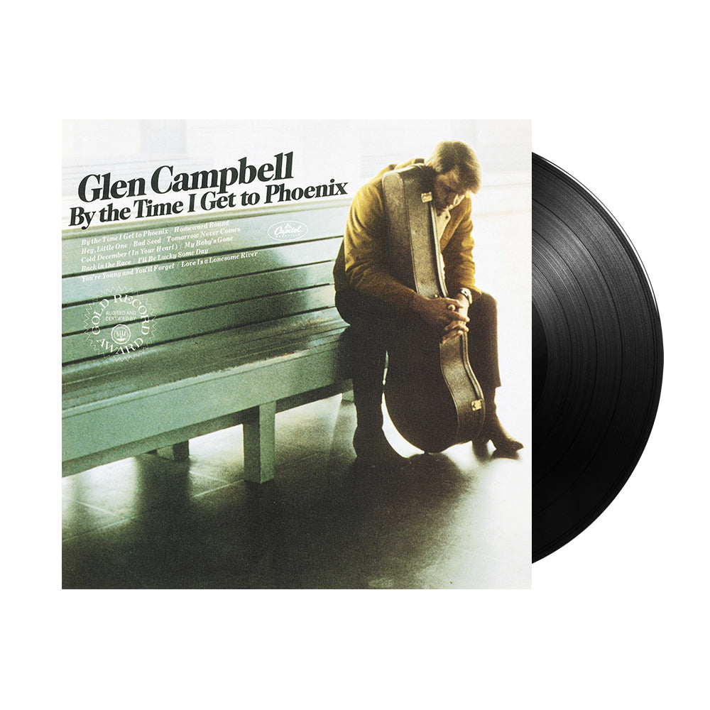 Glen Campbell - By The Time I Get To Phoenix (Vinyl)