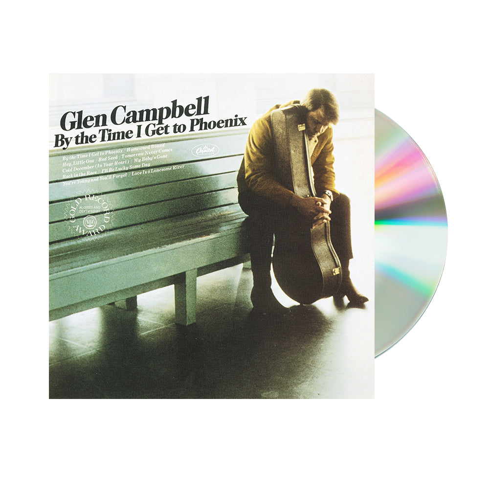 Glen Campbell - By The Time I Get To Phoenix (CD)