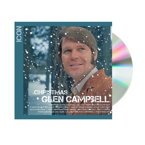Glen Campbell - ICON Christmas (CD)