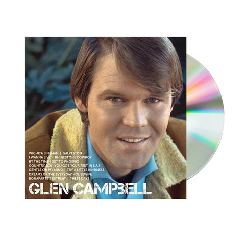 Glen Campbell - ICON (CD)
