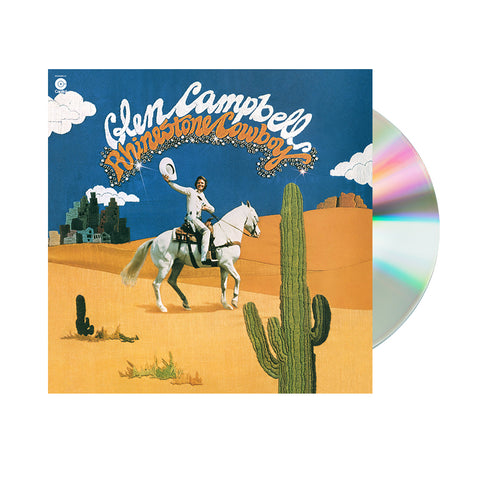 Glen Campbell - Rhinestone Cowboy (CD)